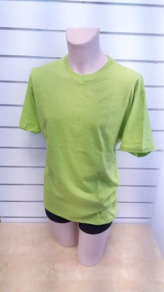 US Basic Miesten T-paita Lime Vihreä