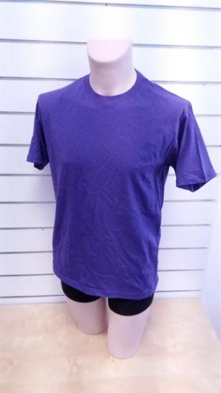 US Basic Miesten T-paita Violetti