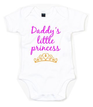 DADDY'S LITTLE PRINCESS Lyhythihainen Body