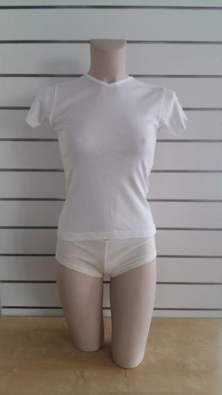 Sreeen Stars Naisten V-aukko T-paita