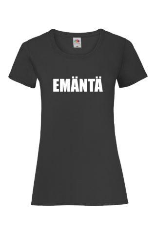 EMÄNTÄ Naisten Valueweight T-paita