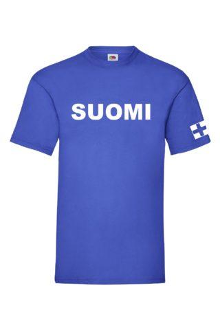 SUOMI  Valueweight T-paita