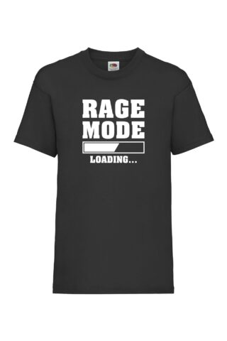 RAGE MODE LOADING Lasten Valueweight T-paita